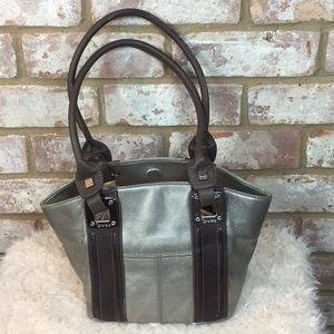 Handbags - Tignanello Gold Handbag
